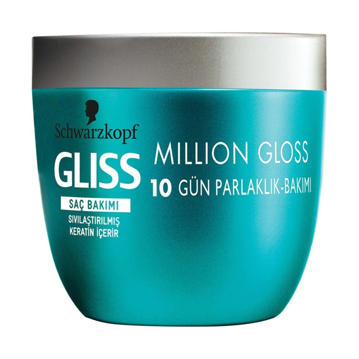 Gliss Sac Bakim Maskesi Million Gloss 150 Ml Platin