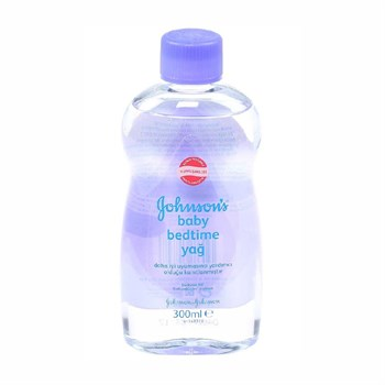 Johnson's Baby Yağ Bedtime 300 Ml.