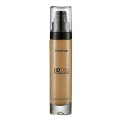 Flormar Invisible Cover HD Foundation Honey 120