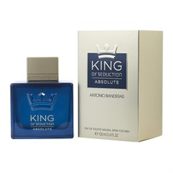 Antonio Banderas King Of Seduction Absolute For Men Parfüm 100ml