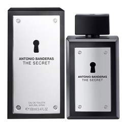 Antonio Banderas The Secret For Men Parfüm 100ml
