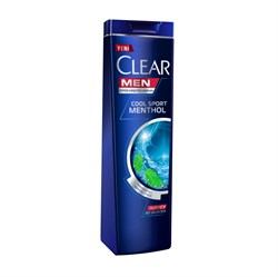 Clear Men Şampuan Cool Sport Menthol 500 Ml.