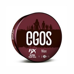 Egos Fix Ultra Güçlü Tutuş Wax 100 ml