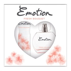 Emotion Fresh Bouquet Edt Parfüm 50 ml + Deodorant 150 ml.