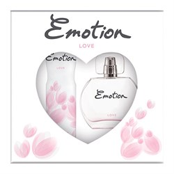 Emotion Love Edt Parfüm Kadın 50 ml. + Deodorant 150 ml.