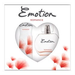 Emotion Romance Edt Parfüm 50 ml. + Deodorant 150 ml.
