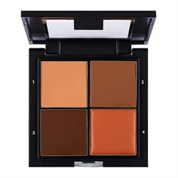 Flormar Contour Palette Medium Deep  No : 03