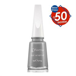 Flormar Oje No.417 Steel Gray