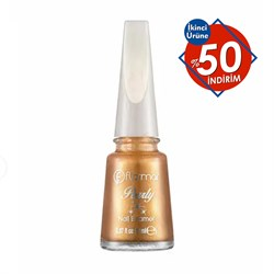 Flormar Pearly Oje No.PL386 Golden Beauty