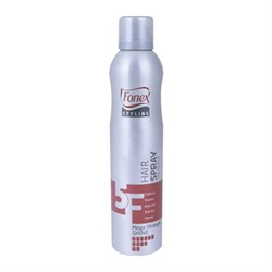 Fonex Saç Spreyi Mega Strong& Shine 250 ml