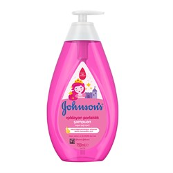 Johnsons Baby Şampuan Işıldayan Parlaklık 750 ml