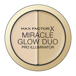 Max Factor Miracle Glow Duo No.10 Light