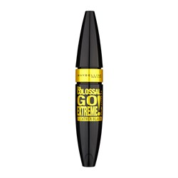 Maybelline New York The Colossal Go Extreme Maskara Leather Black 04