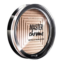 Maybelline New York Master Chrome Metalik Aydınlatıcı Molten Gold 100