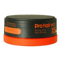 Morfose Pro Hair Wax X5 Ultra Güçlü 150ml