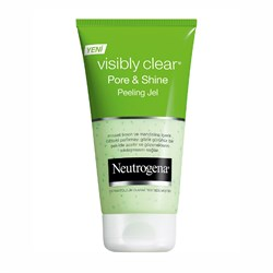 Neutrogena Visibily Clear Pore & Shine Peeling Jel 150 ml
