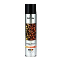 Neva Styling Shine Ultra Strong Hold Saç Spreyi 250 ml