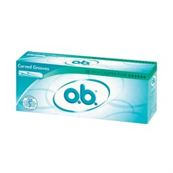 O.B. ProComfort Tampon Super Plus 16lı