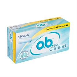 O.B.ProComfort Tampon Normal 16lı