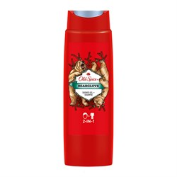 Old Spice Duş Jeli Ve Şampuan Bear Glove 400 ml