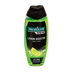 Palmolive Erkek Duş Jeli Lemon Booster Energizing 500 ml