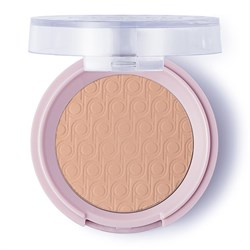 Pretty Mattifying Pressed Powder Pudra Medium Beige No:07