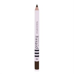 Pretty Styler Eye Pencil Göz Kalemi 110 Coffee Bean