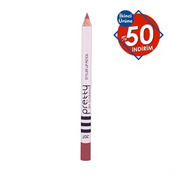 Pretty Styler Lip Liner Dudak Kalemi 207 Deep Rose