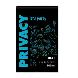Privacy Let's Party Edt Parfüm Erkek 100 Ml.