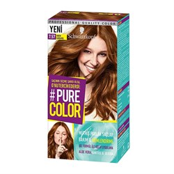Pure Color Set Saç Boyası 7.57 Krem Karamel