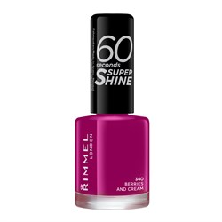 Rimmel London 60 Second Super Shine Oje No.340