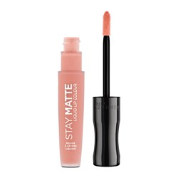 Rimmel London Stay Matte Liquid Lip Colour Ruj 707 Raw Kiss