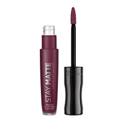 Rimmel London Stay Matte Liquid Lipstick Ruj Midnight