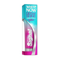Signal White Now Glossy Shine Diş Macunu 75 ml.