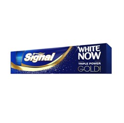Signal White Now Gold Diş Macunu 75 ml.