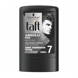 Taft Jöle Absolut Fix Mega Sert 300 Ml